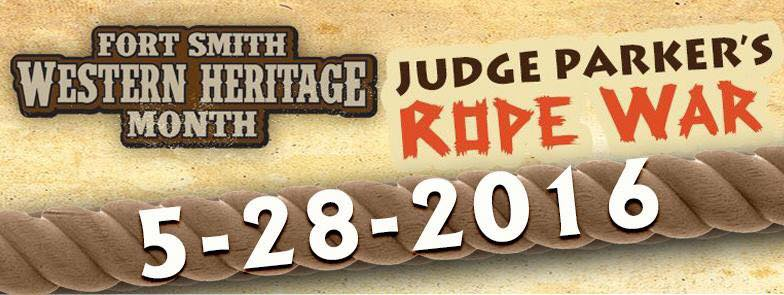 3rd Annual Judge Parker's Rope War